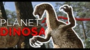 BBC JellyFish studios Planet Dinosaur Nothronychus mickinleyi