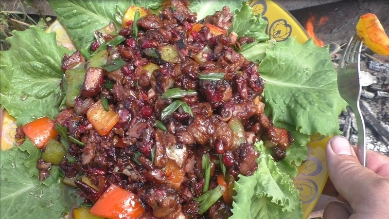 РЫБА В КАЗАНЕ НА КОСТРЕ ОСТРАЯ ЩУКА В КАРАМЕЛИ Рецепты блюд китайской кухни