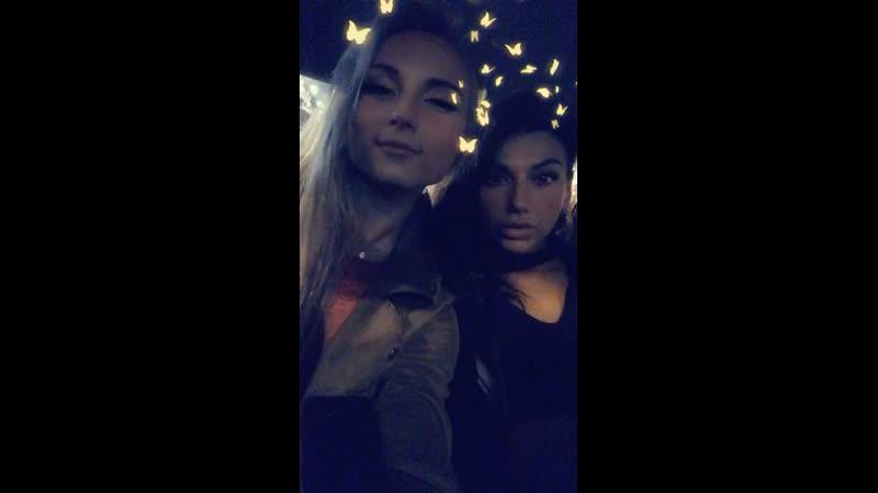 Каренчик и Лейла