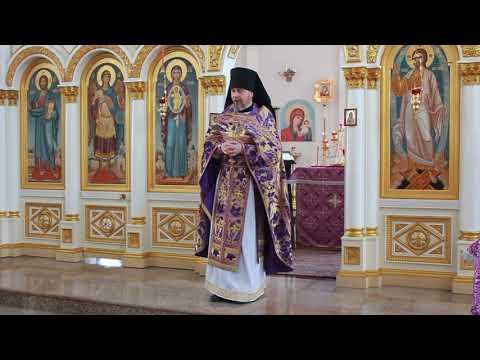 Проповедь игумена Серафима в 1 ю неделю Великого поста Торжество православия