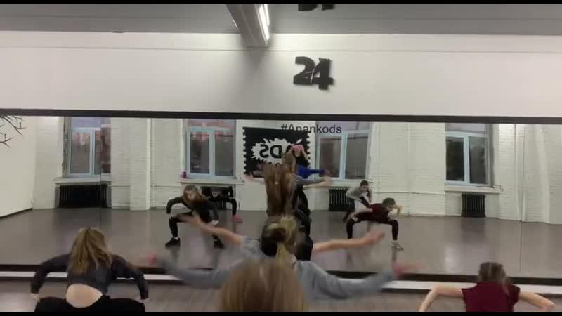 ANANKO DANCE SCHOOL_репетиция