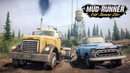 Новое DLC Old-Timers Прохождение 1 - SpinTires: MudRunner