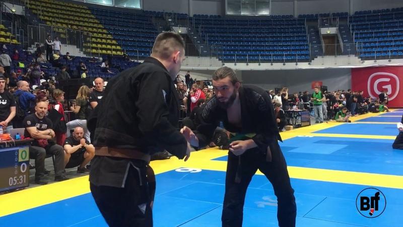 Магомет Матиев vs Александр Федотов / Gymnasium Absolute / Gymnasium Cup XII