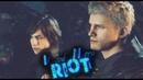 V (Vitale) x Nero ǀ riot [devil may cry 5] gmv