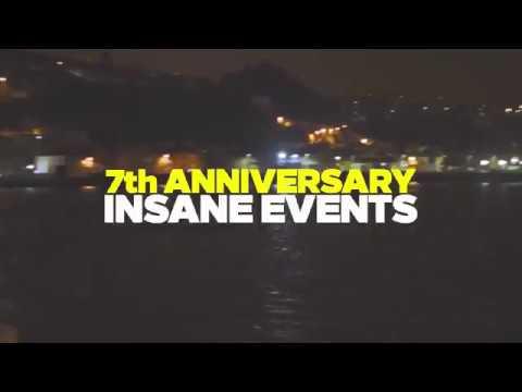 INSANE EVENTS 7th ANNIVERSARY | 09.02.2019 Porto-Rio (Official Aftermovie)