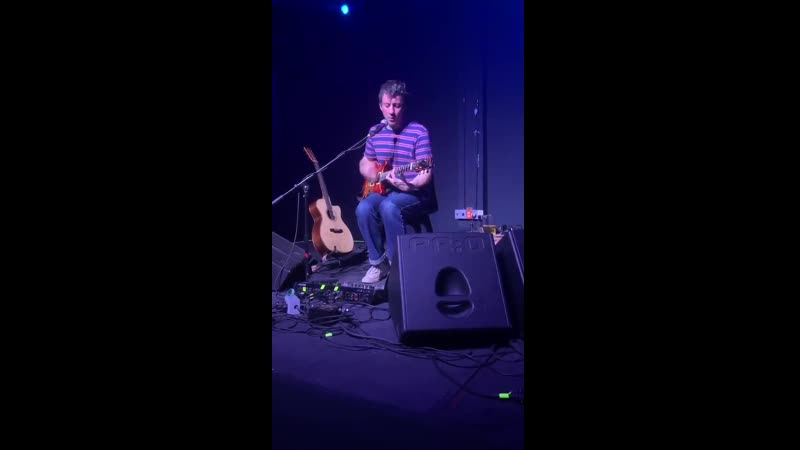 Graham Coxon - Song 2 (Live in Mexico)