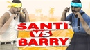 ВЕРНУЛСЯ С АРМИИ! PVP - SANTI ASALA VS BARRY / GTA SAMP