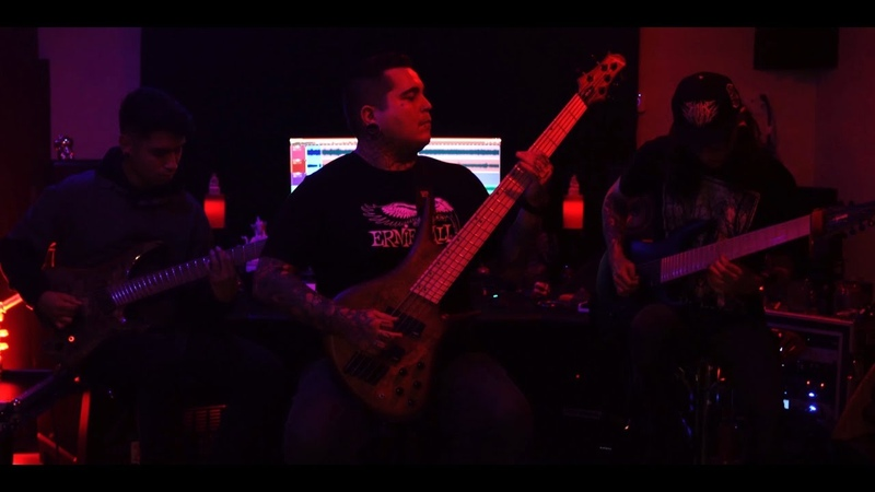 SHRINE OF MALICE - THE FURTHERANCE [OFFICIAL GUITARBASS PLAYTHROUGH] (2019) SW EXCLUSIVE