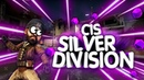 Нарезка моментов с CIS Silver Divisiona