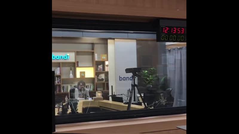 [13.04.19] Сонджон на радио Midnight Black | Официальное видео