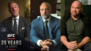 THREE GUYS AND THREE LETTERS The Story of the Fertitta Brothers Dana White