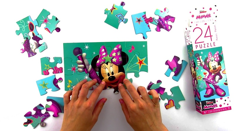 How to do a Minnie Puzzle