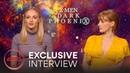 DARK PHOENIX - Interviews (Sophie Turner, James McAvoy)   AMC Theatres (2019)