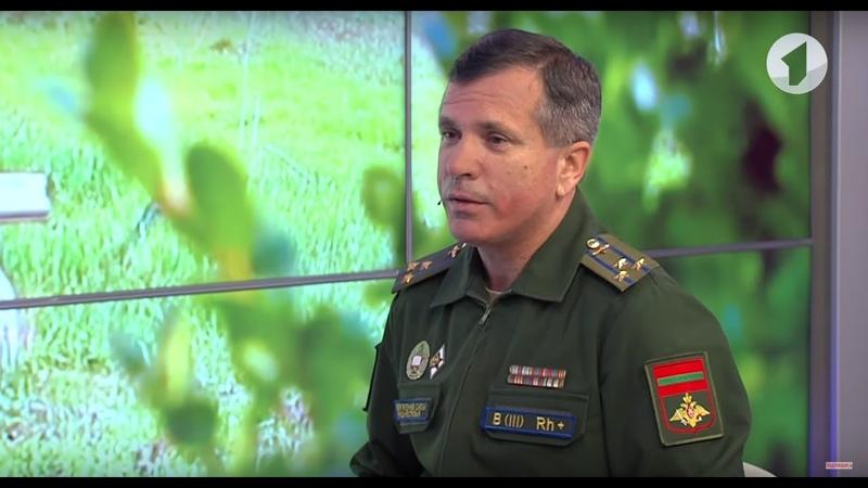 Знакомимся с военным институтом им. А. Лебедя / Доброе утро, Приднестровье!