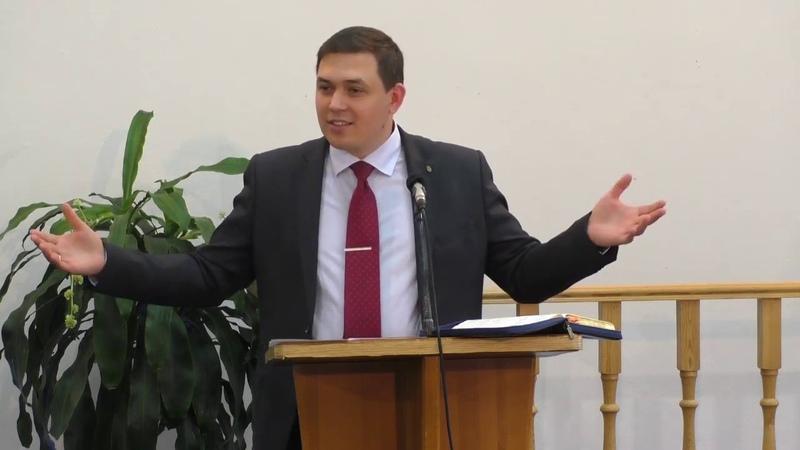 Проповедь: Рувим Кройтор (25.05.19.)