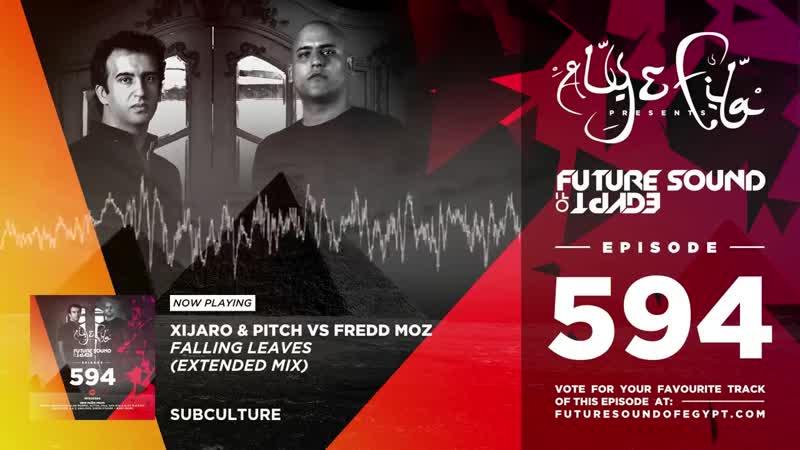 Aly Fila - Future Sound of Egypt 594