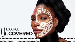Serena Williams Is A Stunning Piece Of Art | Essence Uncovered | ESSENCE