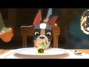 Меню FEAST Короткометражки Студии Walt Disney мультики Disney