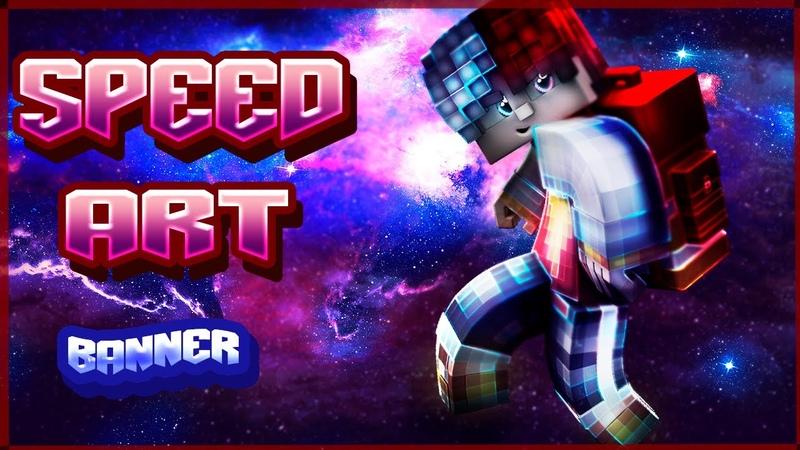 Minecraft Banner Speedart ◆ Arzy ◆ Jupitoo