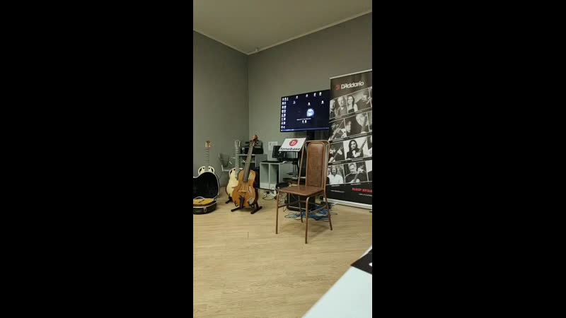 Презентация Tonebase, D'Addario, гитар Петра Новака на фестивале Магия Гитары.