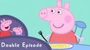 2 эпизода Peppa Pig - S01 E21-22 (Mummy Pig's Birthday / The Tooth Fairy)