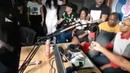 радиостанцию в Сан-Паулу, Бразилия грабят в прямом эфире, 02 апреля 2019