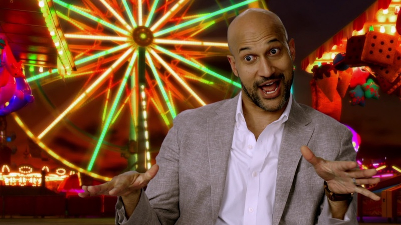 Toy Story 4: Keegan-Michael Key Ducky Behind the Scenes Movie Interview