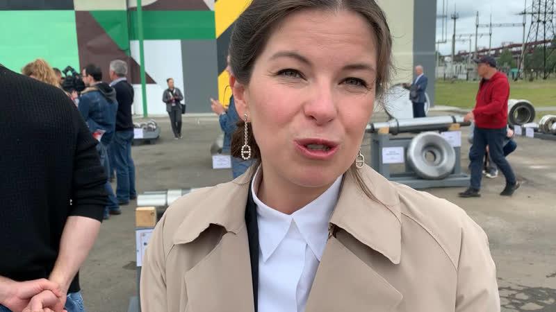 Куратор Ольга Погасова об открытии первого Индустриального стоит-арт парка