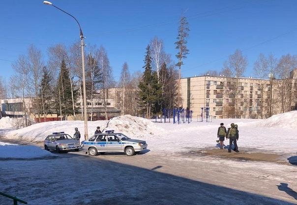 В Усть-Илимске прошли антитеррористические учения
