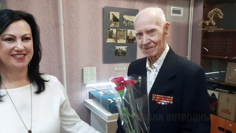 Выставка Блеск победы в Ступинском историко-краеведческом музее