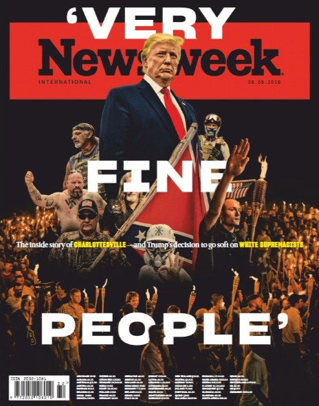 Newsweek International - 09 August 2019