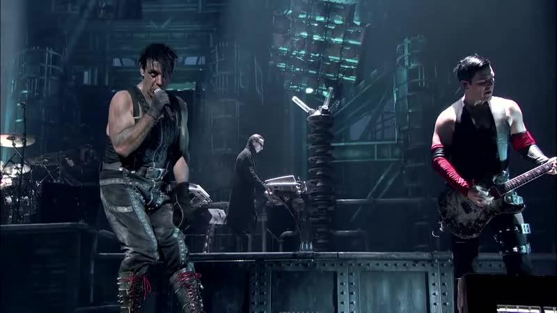 Rammstein Ich Tu Dir Weh Live from Madison Square Garden