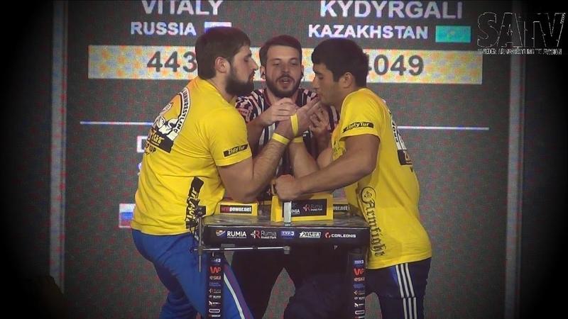 Zloty Tur 2017 - Kydyrgali The Surprise Ongarbaev Highlights (INTENSE MOMENTS!!)