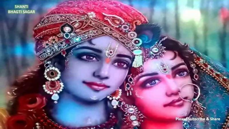Dard mere dil ka mita kyu nahi deti - heart touching krishna bhajan 2018- Shanti Bhagti Sagar !!