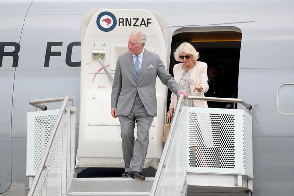 Герцог Сассекский Принц Чарльз и герцогиня Корнуольская