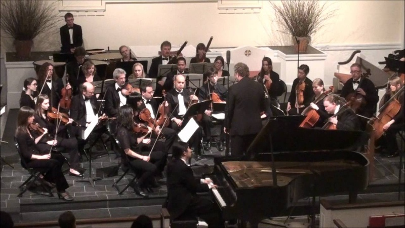 Scriabin Piano Concerto in F-sharp minor, Op. 20. Owen Zhou, piano