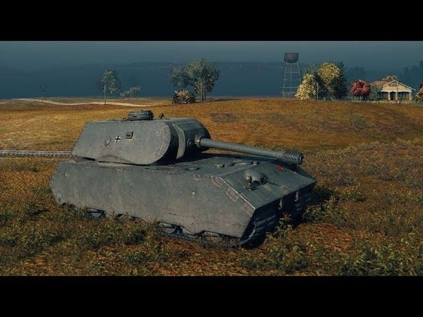 World of Tanks Blitz последний бой на VK 100.01(P)