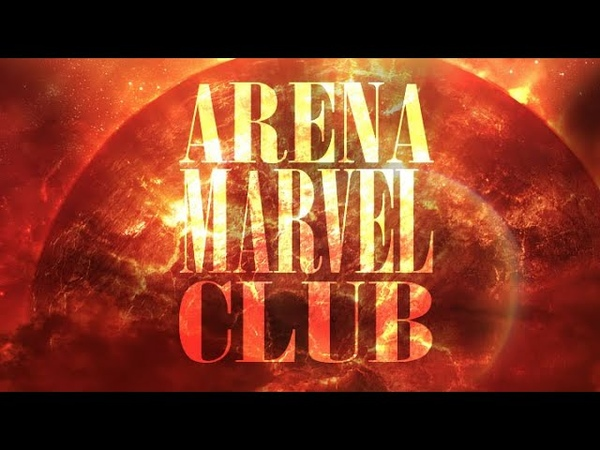 Arena Marvel Club 1 Year | LRPG | Арена Марвел
