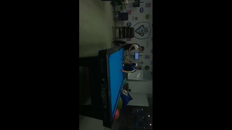 Секция бильярдного спорта в г Петрозаводске Live