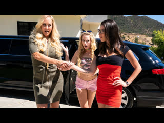 [mommysgirl] brandi love, scarlett sage, dava foxx - my mom does what newporn2019