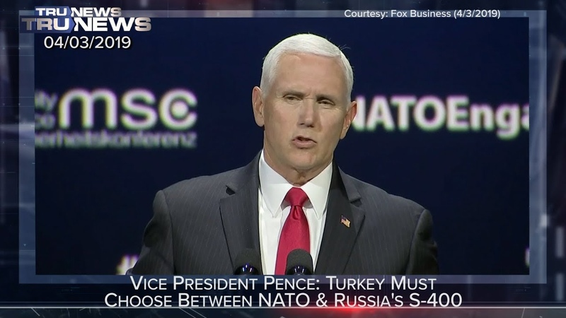 Is Vice President Mike Pence Giving Ultimatums to Turkey and Germany?
