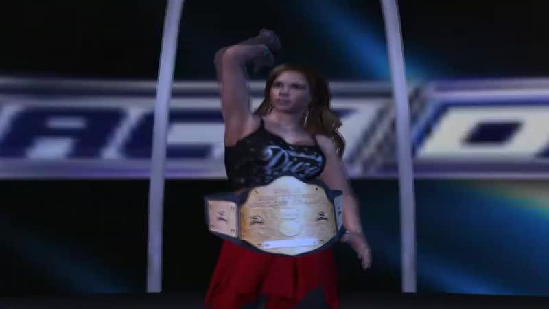 WWE Smackdown vs Raw Mickie James Season Part 5