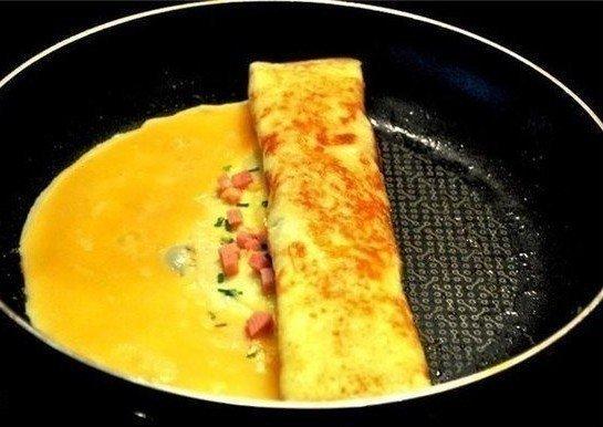 Омлет по-каталонски. Завтрак, который понравится всем!
