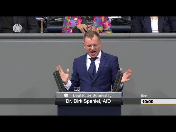 Dr Dirk Spaniel AfD Der Antrag der FDP ist einfach gefährlich für alle Fußgänger 22 03 2019