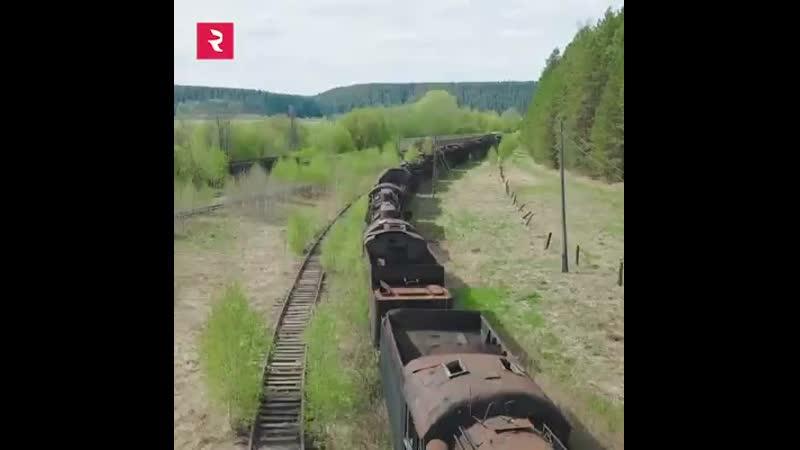 Friedhof der russischen Dampfloks (VIDEO) - Russia Beyond DE-Video.mp4