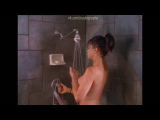 "Mia zottoli голая в фильме ""убийца с топором"" (мясник, hatchetman, 2003)"