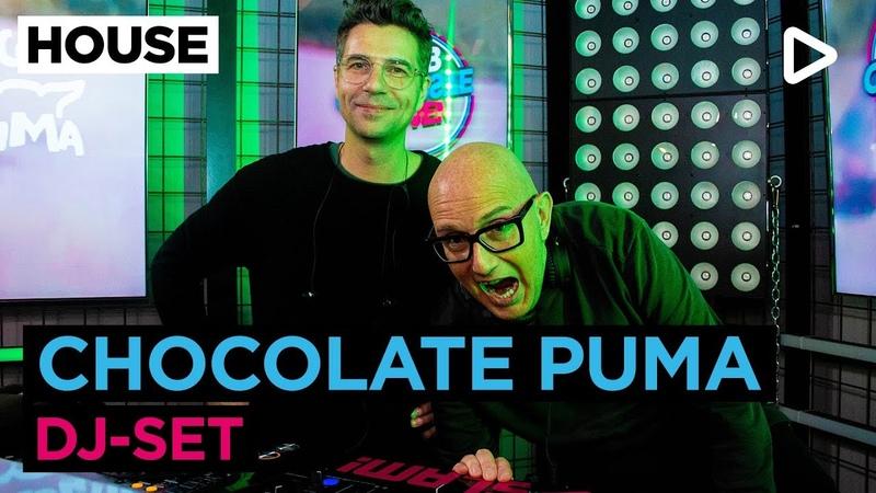 Chocolate Puma DJ set SLAM!
