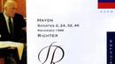 Haydn The Piano Sonatas recording of the Century Sviatoslav Richter