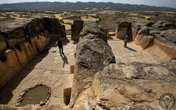 Испанские археологи обнаружили крупнейшее сооружение, построенное иберами