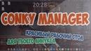 Как сделать красивый рабочий стол в Линукс или Conky Manager